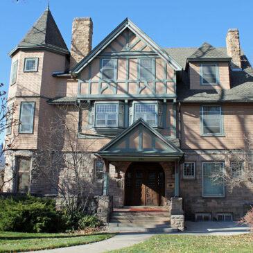 Historic Homes in Colorado