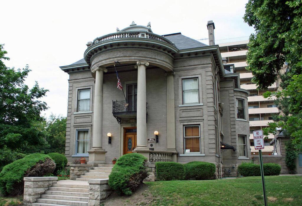 Adolph Zang Mansion